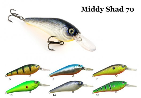 MIDDY SHAD 70