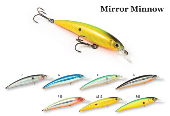 MIRROR MINNOW 80