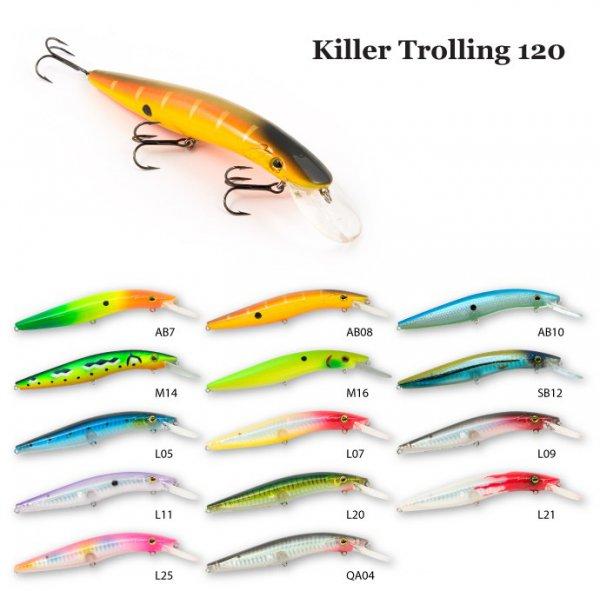 KILLER TROLLING 120