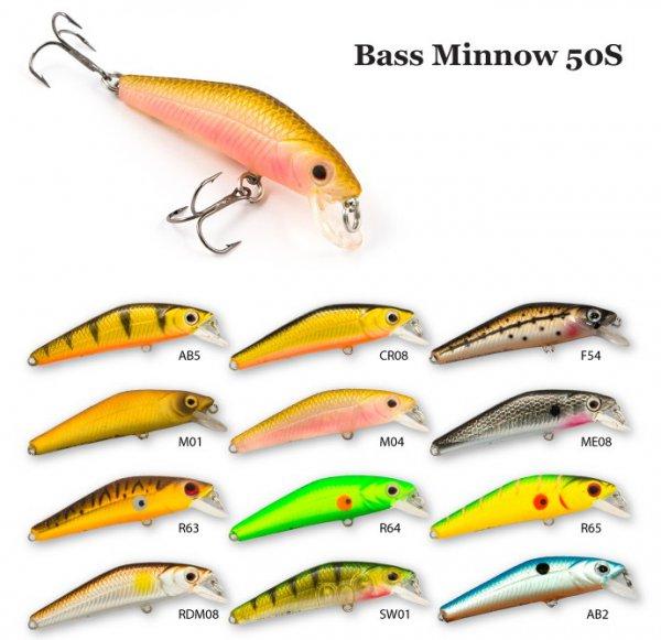BASS MINNOW 50S