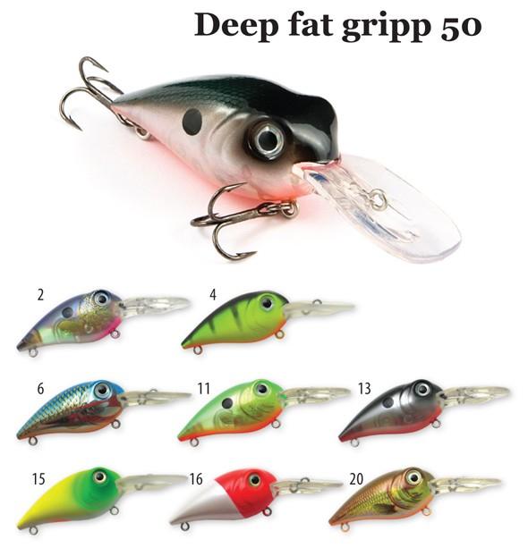 DEEP FAT GRIPP 50