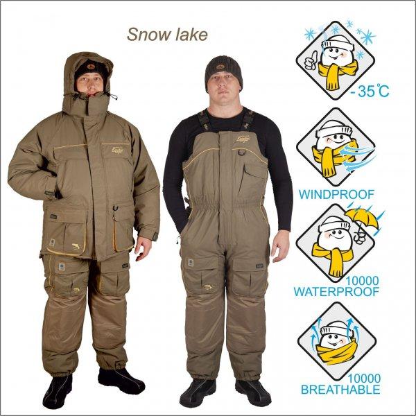 Костюм для зимней рыбалки CANADIAN CAMPER SNOW LAKE