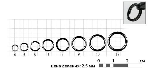 КОЛЬЦО ЗАВОДНОЕ AKARA 6008
